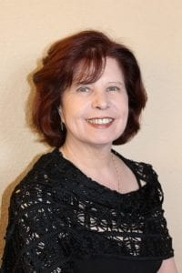 Photo of Nancy Kress
