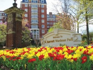 Photo of the Marriott Wardman Park